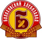 Логотип компании Болоховский хлебозавод